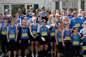 Tedy's Team Marathon Morning
